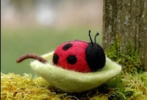 Felt / by Patricia Ritterson