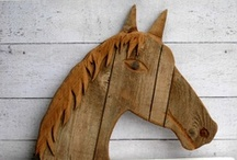 Crafts & DIY for Horsepeople / Crafts using repurposed horse tack & equipment. This board has morphed to include primative types of DIY project ideas as well. / by Horse Interests