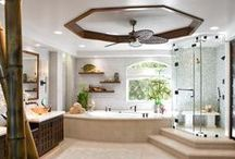 Bathrooms and Elements of To Covet / by Melissa Mariano
