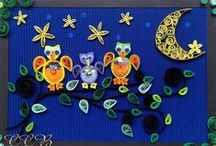 Quilling / Everything about quilling