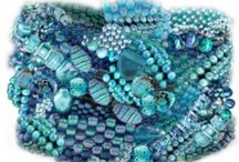 Beadwork: Freeform, Both Examples and Instructions/Useful Information... / by Melissa Mariano