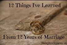 Marriage / by Misty @ Joy in the Journey