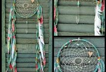 Dream Catchers / Inspiration for my art.