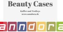 Beauty Cases - Mädchenträume werden wahr / Für Make up, Hygieneutensilien und alles was für die Dame unverzichtbar ist. Bei uns finden Sie das passende Beauty Case zu jedem Outfit.