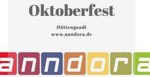 Oktoberfest / Der #Bavarian Style geht nicht nur zum #Oktoberfest. Mit unseren Produkten ist die Gaudi garantiert.