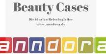 Cases für Beauty und Reise ✈ / Farbenfrohe Beauty Cases für Nageldesigner oder für die Reise aus der London Kollektion.