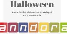 Halloween - Gruselspass ☠ / Es ist wieder soweit, es ist Gruselzeit.