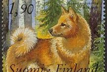 Finland stamps / by M H