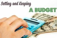 Budgeting Tips / by Misty @ Joy in the Journey