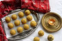 Indian sweet recipes / A collection of sweet recipes from Indian States.