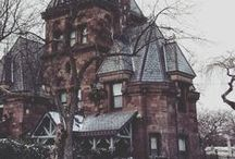 ☽My Victorian Castle☾ / by ☽ Sugar ✝ Cube ☾