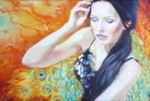 Beautiful Women in Art / Art