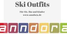 Ski fahr'n - Wintersport Outfits für alle! / #Skianzug, Schneeoverall oder legere Zweiteiler für Sie und Ihn. Bei uns finden Sie qualitative #Wintersportbekleidung, ideal für den Spaß im Schnee und viele weitere Outdoor Aktivitäten.