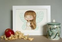 Fairies / Pictures of fairies, pixies and other creatures.