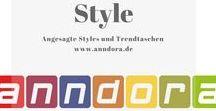 Style / #Style - Eine Outfit ist nur mit passender #Tasche. Und hier gilt, Design und Funktionalität müssen sich nicht ausschließen.