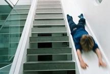Escadas / by Tamine Fachinello