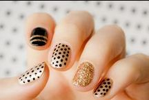 Nails / Tutorials, ideas and inspiration about different nail styles