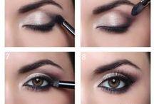 Makeup / Beauty and Makeup tutorials, ideas and inspiration