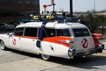 Coches de cine / Estos coches han protagonizado algunas películas y series famosas. Son nuestros coches de cine.