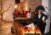 Noche de Acción en el Museo Automovilístico de Málaga
