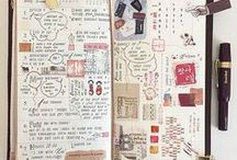 Art Journals & Books
