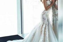 Vestidos de Noiva / Uma seleção com as tendências de vestidos de casamento para todos os gostos.