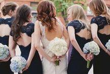 Madrinhas de Casamento / A seleção perfeita para as madrinhas de casamento mais estilosas!
