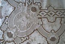 White-on-white embroidery / by Yelena Berenshteyn