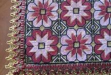 Cross stitch -Embroidery