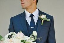 The Gentleman / Men's Fashion Sense for the groom & everyday wear