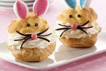 Easter Dinner, Brunch, Treats & Decor / by Carmen Buckalew