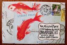 Postcards & Mail Art