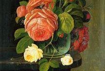 Painted roses / by Yelena Berenshteyn