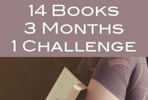 Reading Challenge 17/6/14 - 16/9/14