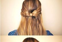 Hair / Massor olika frisyrer jag måste prova!
