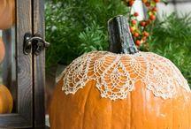 Halloween / Halloween pyssel och andra grejer som hör halloween till!