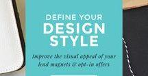 { eBook design } / Samples, information and resources for eBook design