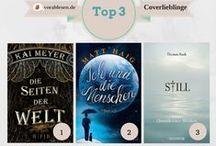 Eure 25 Lieblingscover 2014 / Hier findet ihr das Ergebnis eurer Auswahl der schönsten #Buchcover 2014.