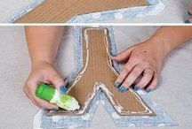 DIY Wall decor and Crafts / Do it yourself wall decor, craft, and other projects.