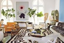 Fantastic Designer Rooms / Gorgeous Rooms by Talented Interior Designers!