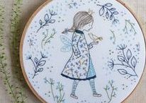 Crafting - Embroidery