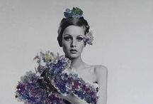 Vintage Fashion / Vintage Fashion Photography and Infography