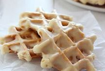 Cooking - Waffles