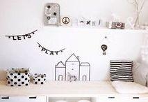 Playroom inspirations / playroom, baby room, kids room, modern nursery, kids, toys organization