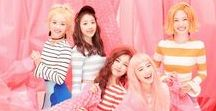 ELRIS 'Excellent Lovely Rainbow Innocent Sisters'