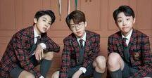 Og School Project / Debut: 5 de enero de 2018. En diciembre de 2017 se conoció que CUBE Entertainment y Starship Entertainment se unirían para presentar un proyecto con sus mejores trainees.