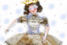 ,/}{\,  InStitches^^^---||nMyTiara .w\W/w. / Sewing, pattern-making, designing clothes &crafts, etc. I do love a sewing studio! / by Marianne Sites