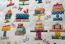 Quilt - Inspiration / by Ria Vanbiervliet