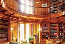 Nappali-könyvtárszoba/Living room