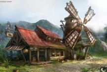 The free village